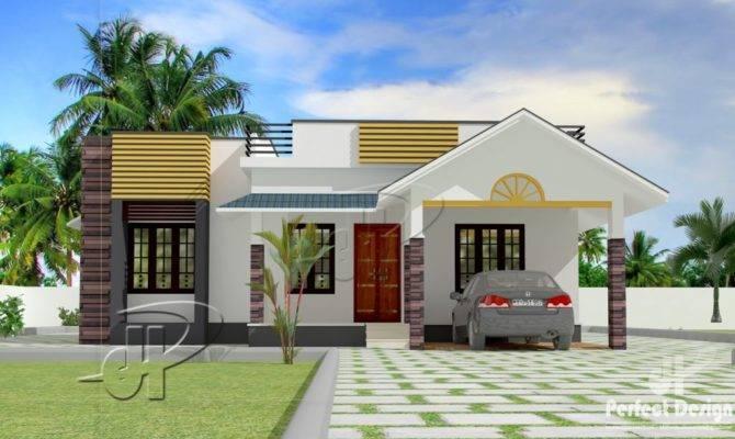 Minimalist Single Storey House Design Amazing House Plans 96518