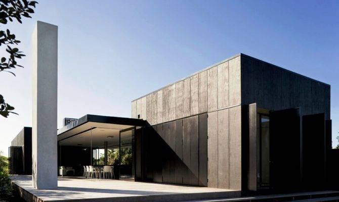 Minimalist Ultra Modern House Plans Exterior