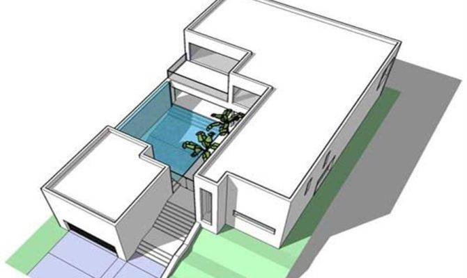 Minimalist Ultra Modern House Plans