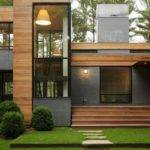Minimalist Wooden House Design Homes Floor Plans
