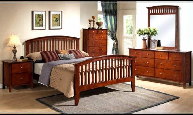 Mission Style Bedroom Furniture Elegance