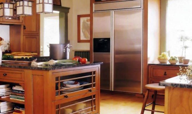 Mission Style Kitchen Cabinets Ideas Hgtv