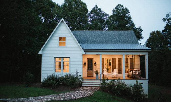 Mississippi Home Gave New Life Old Farmhouse