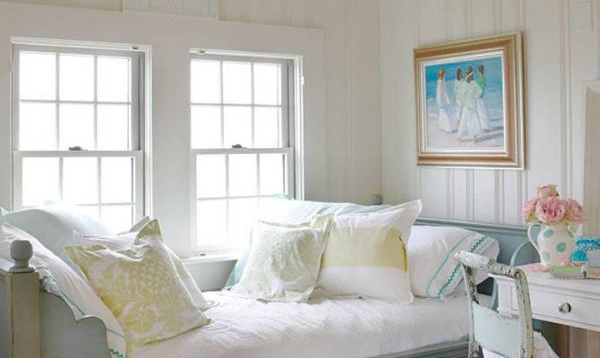 Mix Chic Cottage Style Decorating Ideas