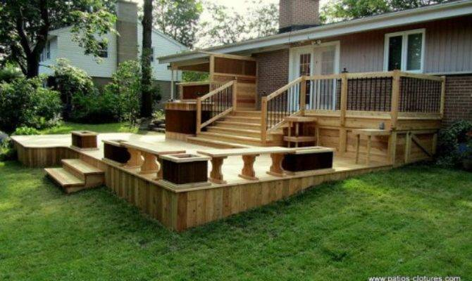 Mobile Home Deck Plans Photos Bestofhouse