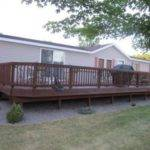 Mobile Home Decks Photos Bestofhouse