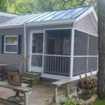 Mobile Home Screened Porch Ideas Homemade Ftempo