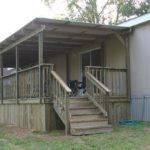 Mobile Home Windows Bulid Porch