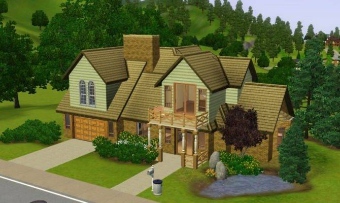 Mod Sims Adou House Houses Best Sim Ever