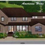 Mod Sims American Home Reborn