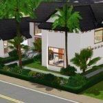 Mod Sims Big House