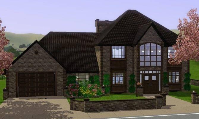 Mod Sims Cherry Blossom Manor Generation House
