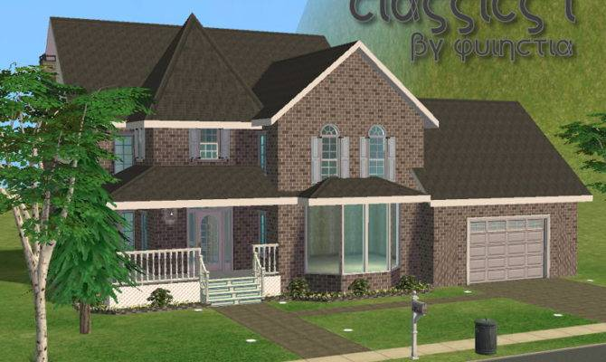 Mod Sims Classics Furnished Unfurnished