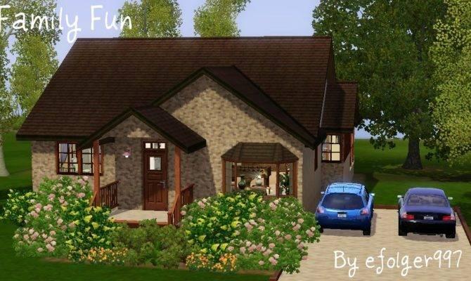 Mod Sims Fun Small Home