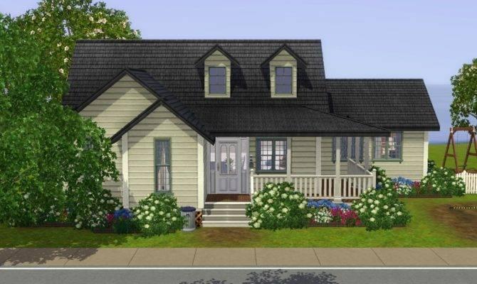 Mod Sims Generations House Green Window