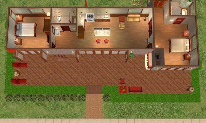 Mod Sims Hummingbird Modern Base Game Two