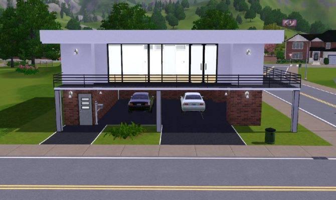 Mod Sims Mini Modern