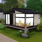 Mod Sims Modern Starter House