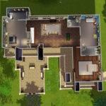Mod Sims Prairie House