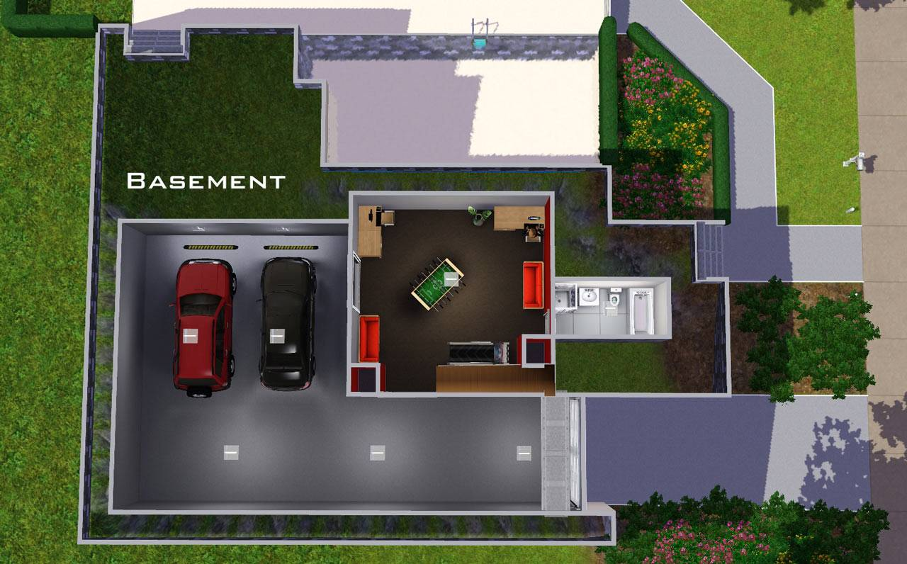18 House Plans With Underground Garage That Will Change Your Life House Plans