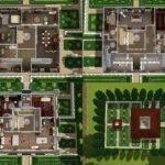 Mod Sims Villa Del Doge Italian