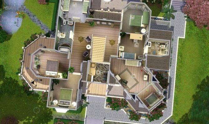 Mod Sims Wisteria Hill Grand Victorian Estate