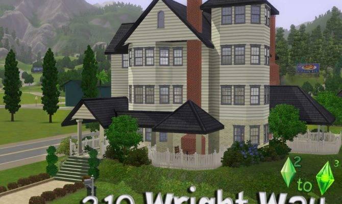 Mod Sims Wright Way