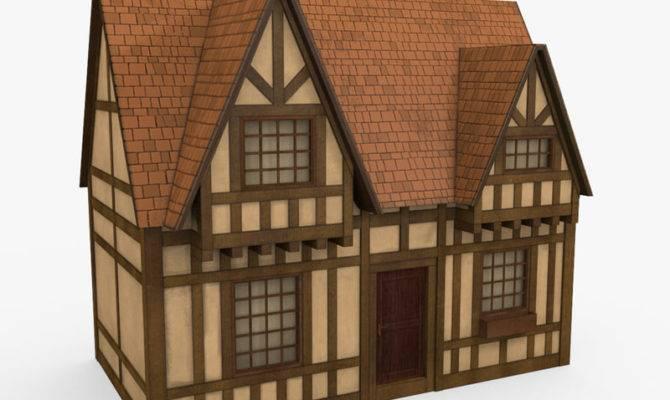 Model House Beams Frames