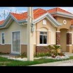 Model House Design Bungalow Homes Floor Plans