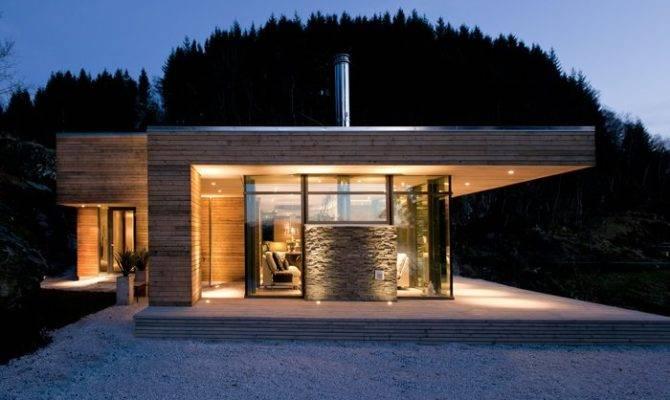 Modern Adaptable Cabin Norway
