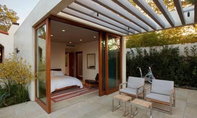 Modern Adobe House California Dutton Architects