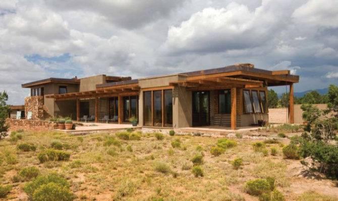 Modern Adobe Houses Imgkid Has