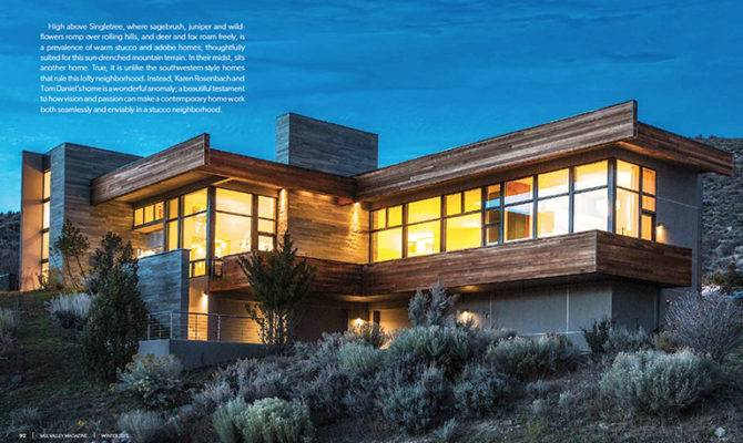 Modern Adobe Style Homes Home Design