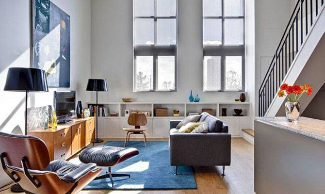 Modern Apartment Ideas Beauparlant Design Riverdale Loft