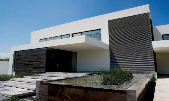 Modern Architecture Magnificent Contemporary