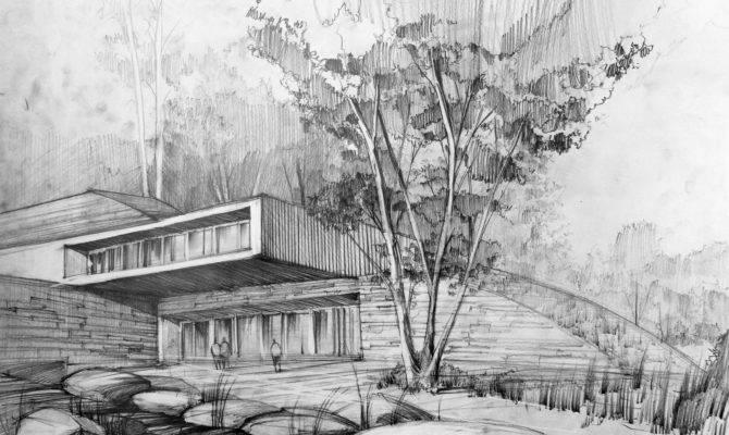 Modern Architecture Sketches Artur Pniak