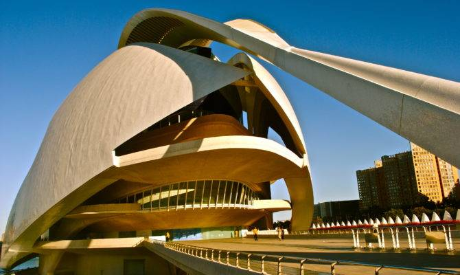 Modern Architecture Top Most Beautiful Places Europe