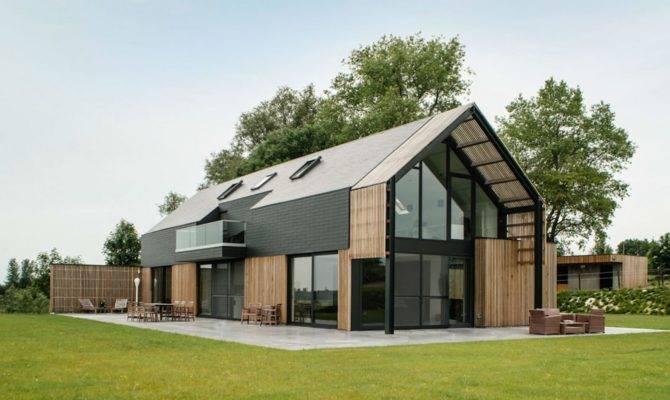Modern Barn House Floor Plans