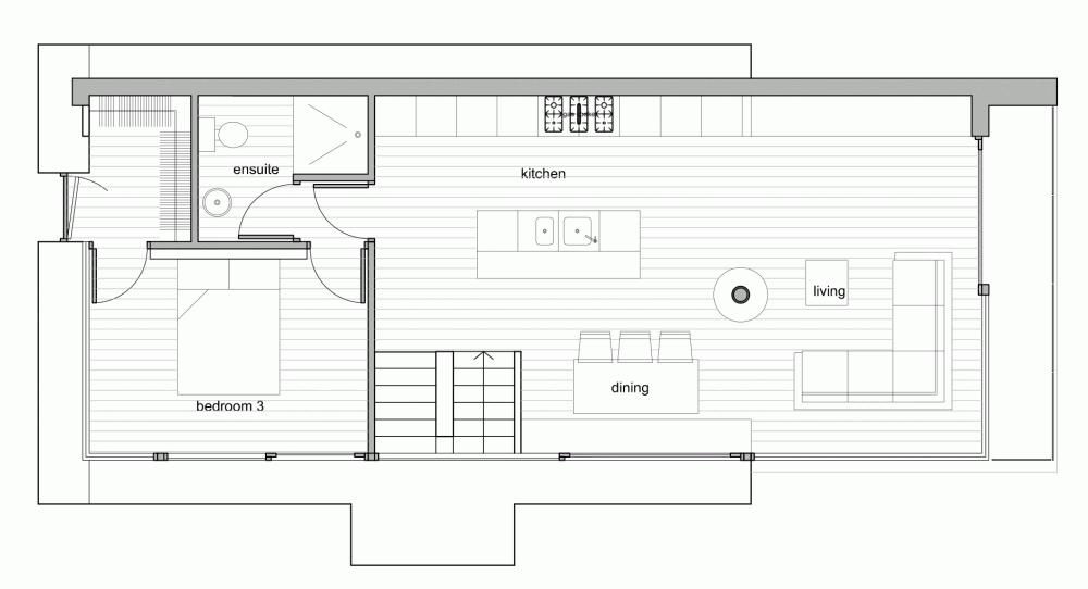 Modern Barn House Plans Vip House Plans 88933