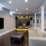 Modern Basement Ideas Prompt Your Own Remodel Home