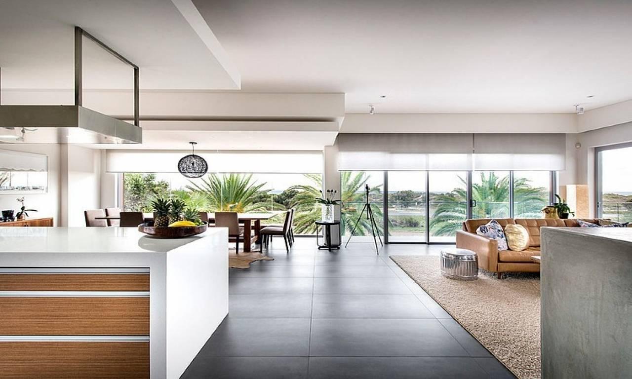 Modern Beach House Interior House Plans 140256
