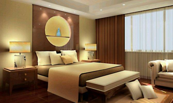 Modern Beautiful Bedrooms Interior Decoration Designs Ideas