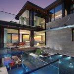 Modern Beautiful Home Reflecting Ponds Most Houses