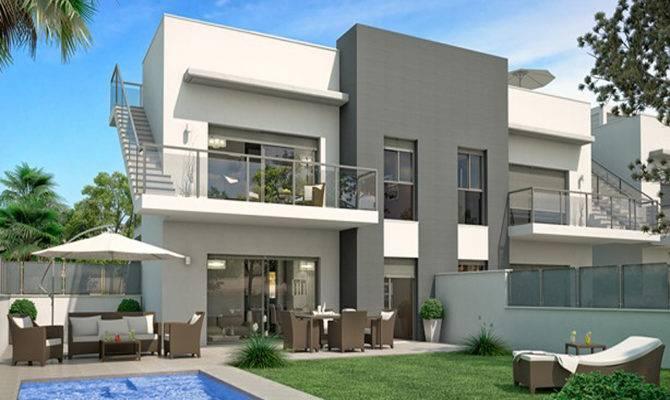 Modern Bedroom Apartments Laguna Cyan