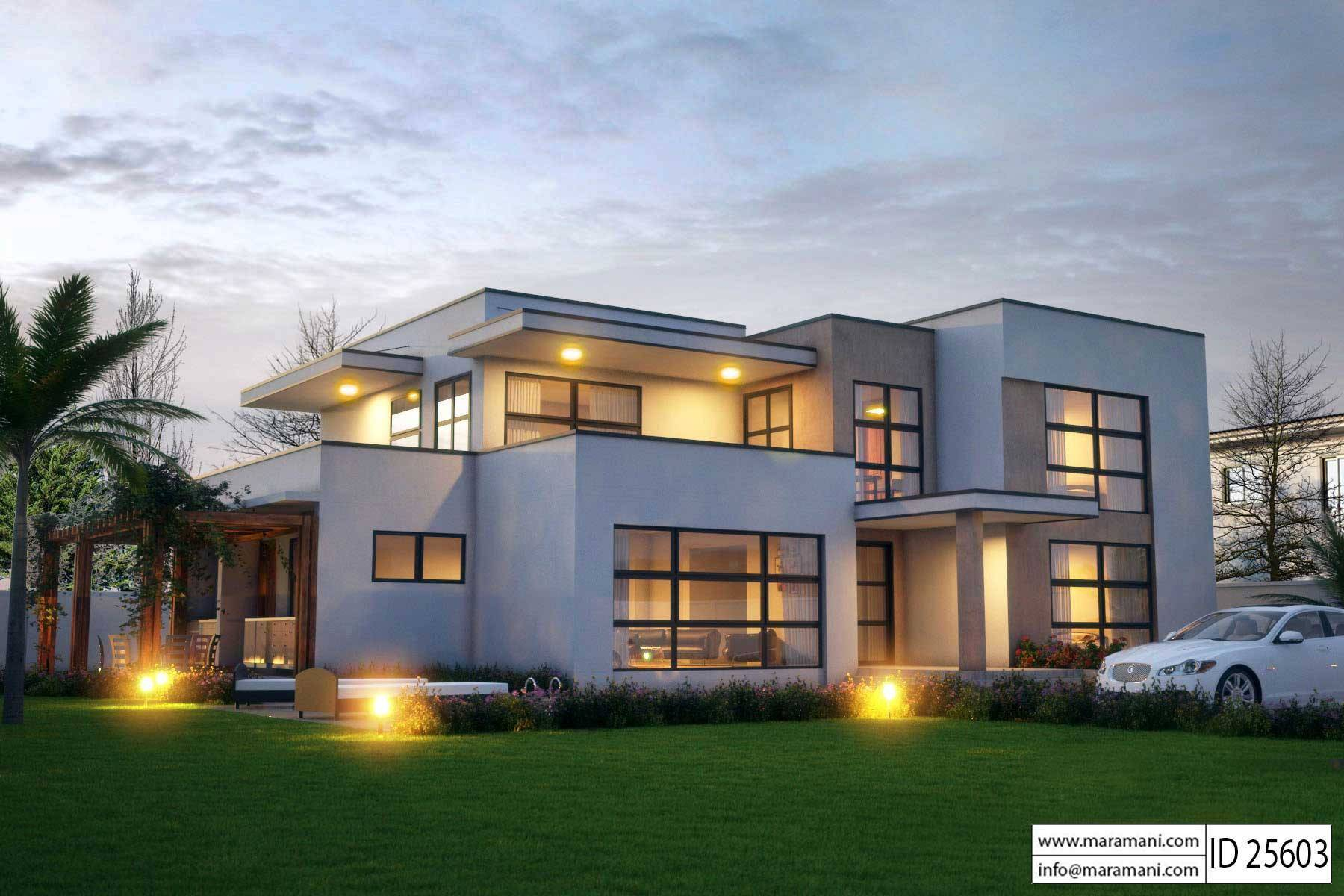 Dream House Plans For 5 Bedrooms 16 Photo House Plans