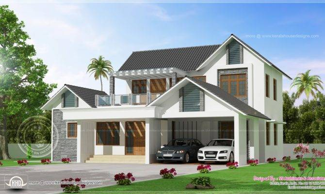 Modern Bedroom House Plans Brucall