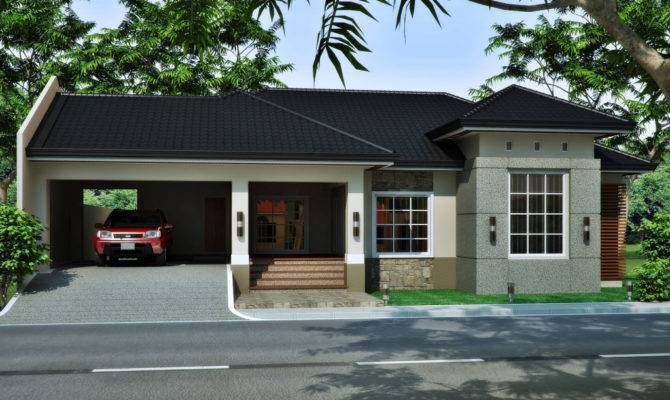 Modern Bungalow House Plans Philippines Home Deco