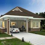 Modern Bungalow House Plans Style Plan
