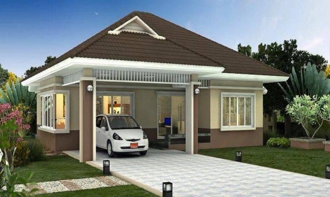 Modern Bungalow House Plans Style Plan