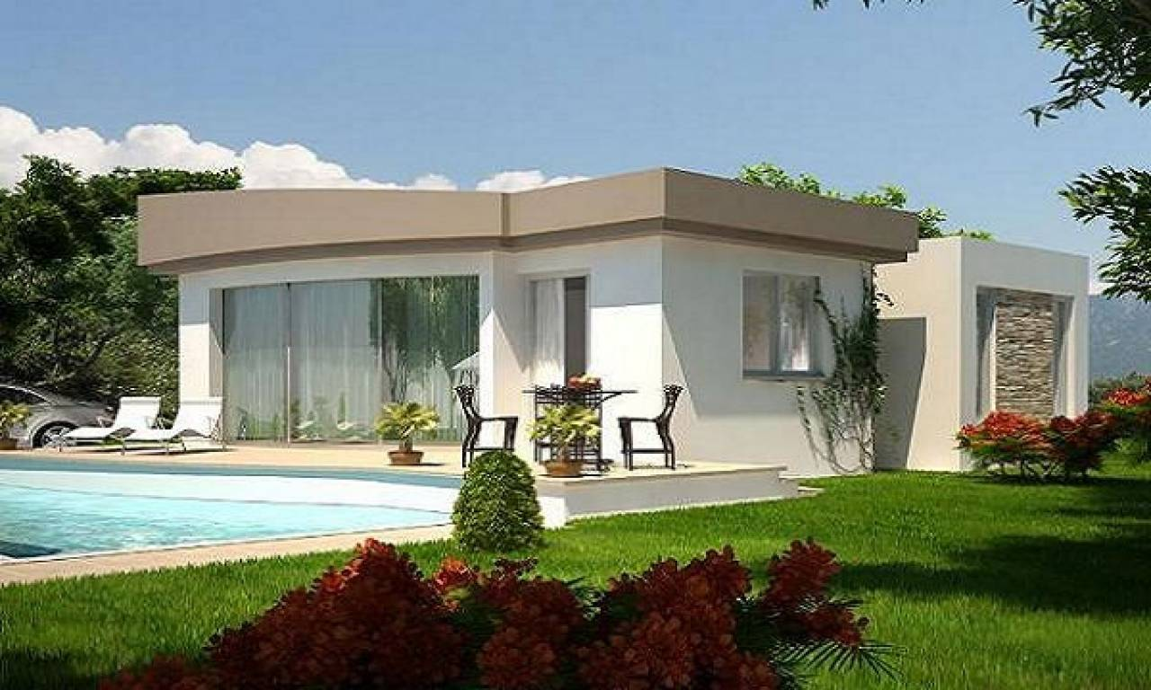 Modern Bungalow Plans Design House Plan - House Plans | #92128